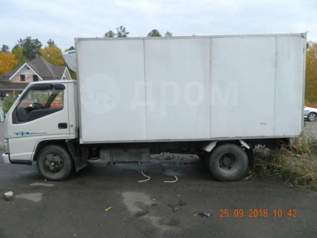 JMC. Продается грузовой рефрежиратор, 2 700куб. см., 3 000кг., 4x2