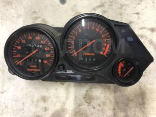 Приборная панель на Kawasaki ZZR 250