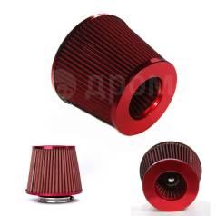 Воздушный фильтр нулевого сопротивления, 72-80 мм впускной диаметр