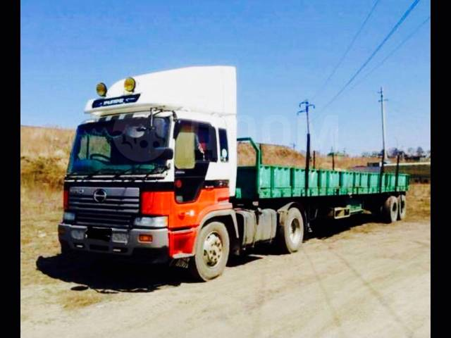 Hino Profia. Продам грузовик HINO Profia, 20 000куб. см., 40 000кг., 4x2