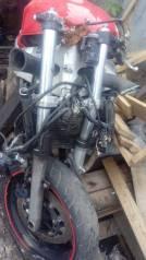 Yamaha r6 в разбор