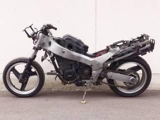 Kawasaki ZZR1100 в разбор.