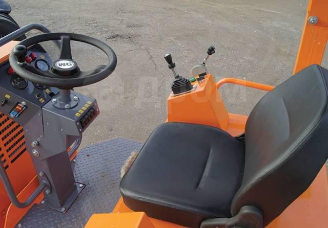 Завод ДМ DM-03-VD. Продается каток тротуарный двухвальцовый DM-03-VD. Под заказ