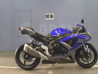Suzuki GSX-R 600, 2010