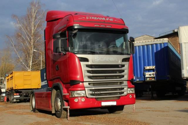 Scania. R400. 4х2, 2015 год, 309 000 км, 12 739куб. см., 10 754кг., 4x2