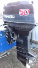 Продам лодочный мотор Tohatsu 50