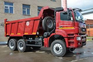КамАЗ 65802-002-87, 2020