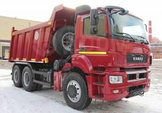КамАЗ 6580-002-87, 2020