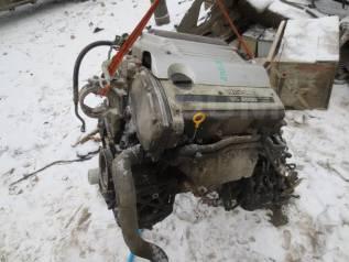 Двигатель в Разбор VQ20DE Nissan Cefiro