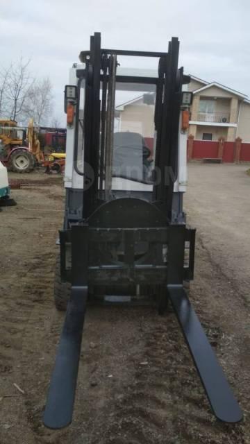 Bull FB25. Вилочный погрузчик ТСМ. крутящиеся вилы, 2 500кг., Электрический