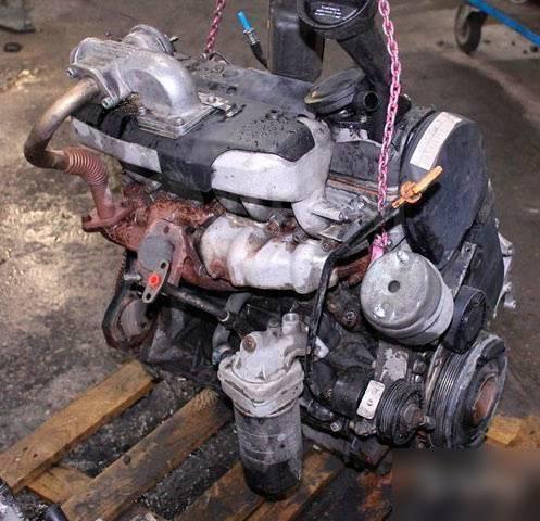 купить двигатель на фольксваген транспортер т4 acv