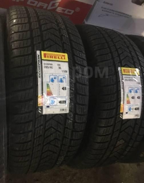 Pirelli Scorpion Winter, 285/40 D22, 325/35 D22