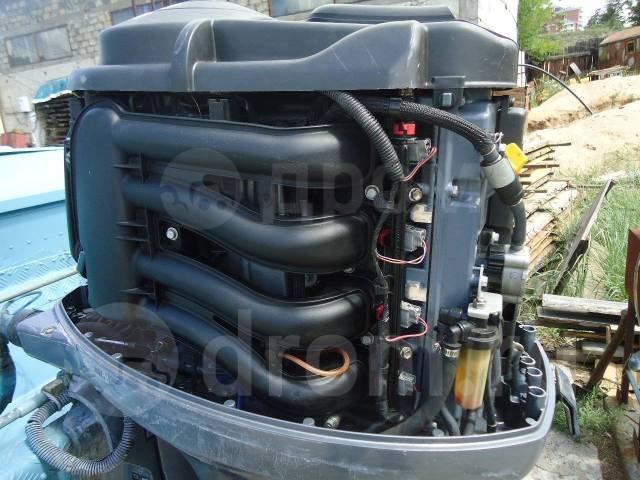 Амур. 2008 год, длина 720,00м., двигатель подвесной, 100,00л.с., бензин