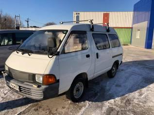 Toyota Lite Ace. Без водителя