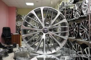 Новые диски R17 5x114.3 на Toyota Camry V70 2018!