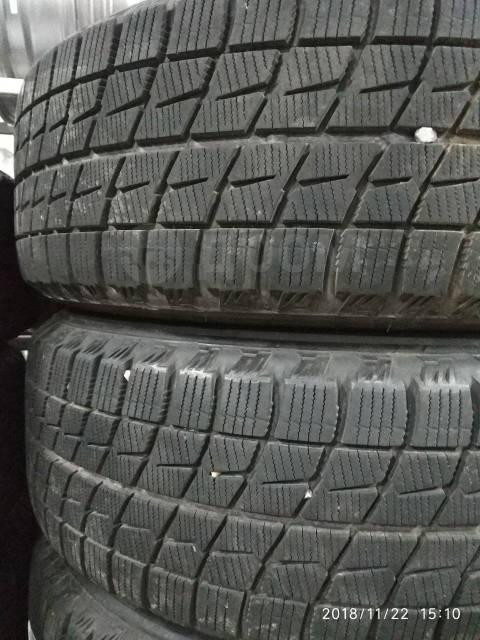 Bridgestone Ice Partner. зимние, без шипов, 2012 год, б/у, износ 20%