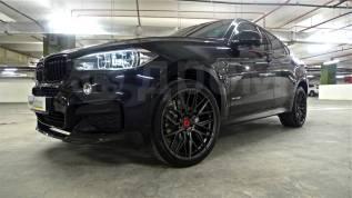 Кованые R21 диски HRE для BMW X5 X6