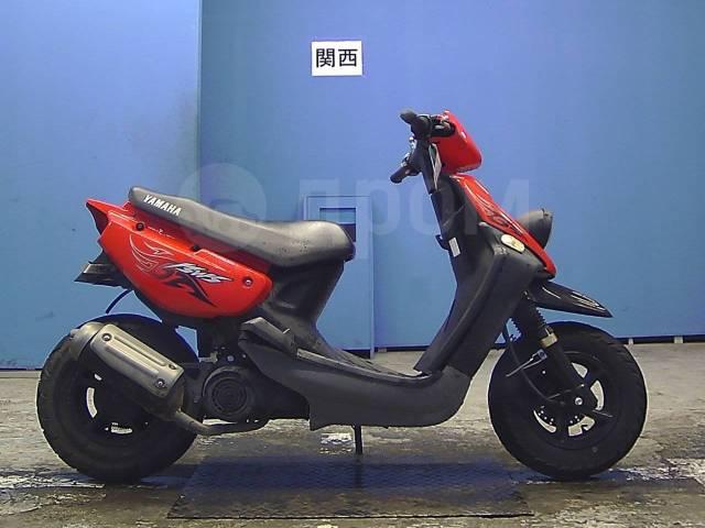 Yamaha BWS 100, 2007 - Продажа мопедов и скутеров в Красноярске