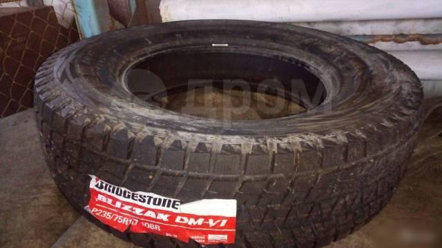 Bridgestone Blizzak, 235/75-17