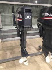 Yamaha. 30,00л.с., 2-тактный, бензиновый, нога S (381 мм), 2020 год