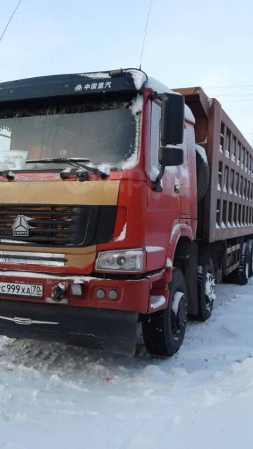 Howo A5. Продам грузовикhowo, 9 726куб. см., 40 000кг., 8x4