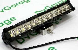 LED Фара Люстра Балка Лампа Светодиодная 60W 34см