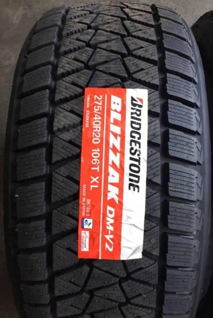 Bridgestone Blizzak DM-V2, 275/40 R20 106R