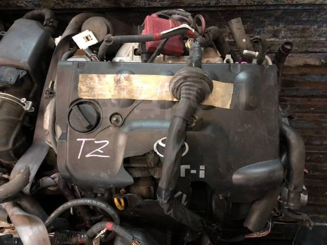 Двигатель в сборе. Toyota: Ractis, Platz, Allex, Auris, Sienta, Corolla Fielder, Echo, Probox 1NZFE