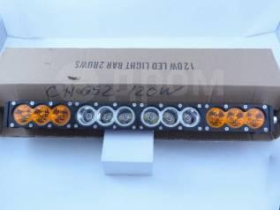 Фара-люстра светодиодная универсальная CH052-120W 12 диодов комби