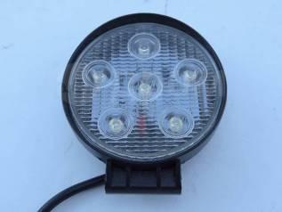 Фара универсальная светодиодная серии CH007-18w 6 диодов