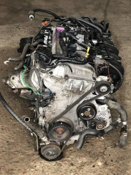 Двигатель в сборе. Mazda Premacy, CREW LFVD, LFVDS