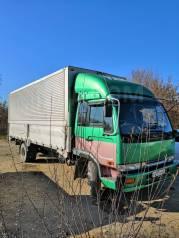 Фургон-бабочка 5 тонн 30куб.