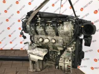 Контрактный двигатель в сборе Мерседес M276 3.5i 2011г пробег 28000 км