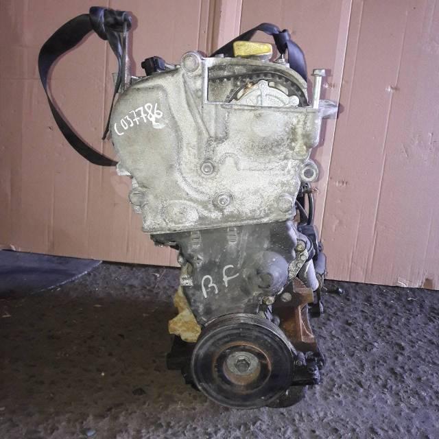 Двигатель в сборе. Renault Megane, BM, KM, KM05, KM0U, LM05, EM, BM0W, EM0U, BM0U, CM0U, LM0U, CM0W, EM1K, BM08, BM0B, BM0C, BM0F, BM0G, BM16, BM1F, B...