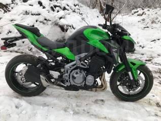 Kawasaki Z900, 2018
