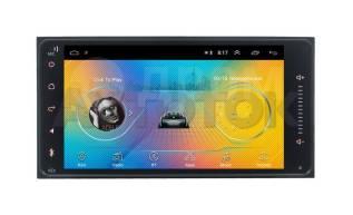 Штатная магнитола Toyota универсальная 2DIN (200x100) Android TA-7701