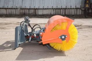 Дорожная щетка 1730 мм с механическим поворотом