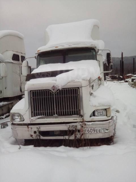 International 9200i. Продается грузовой-тягач International 9200I, 12 000куб. см., 17 500кг., 6x4