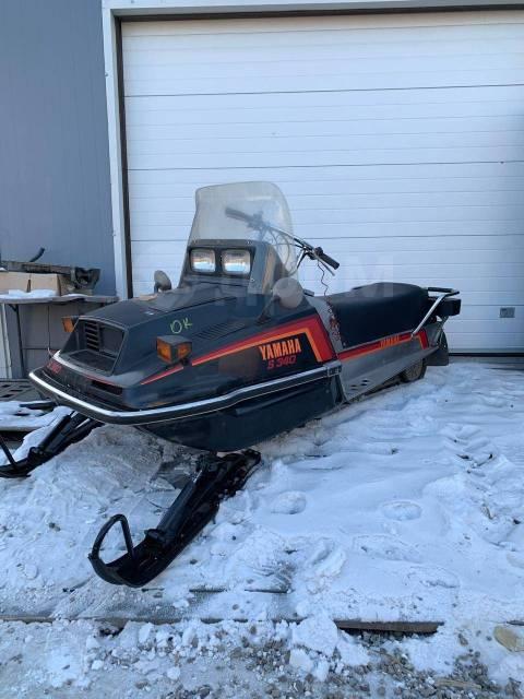 Снегоход ямаха ет 340 транспортер характеристики отзывы подлокотник для транспортера т5