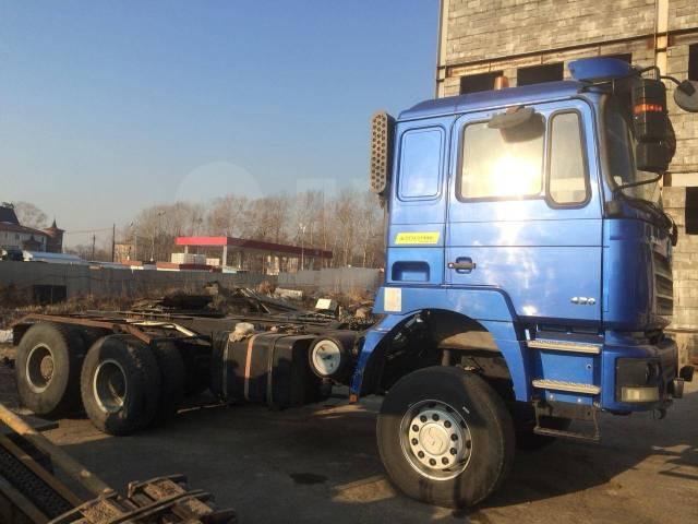 Shaanxi Shacman. Продам грузовой тягач Shacman, 11 596куб. см., 35 000кг., 6x6
