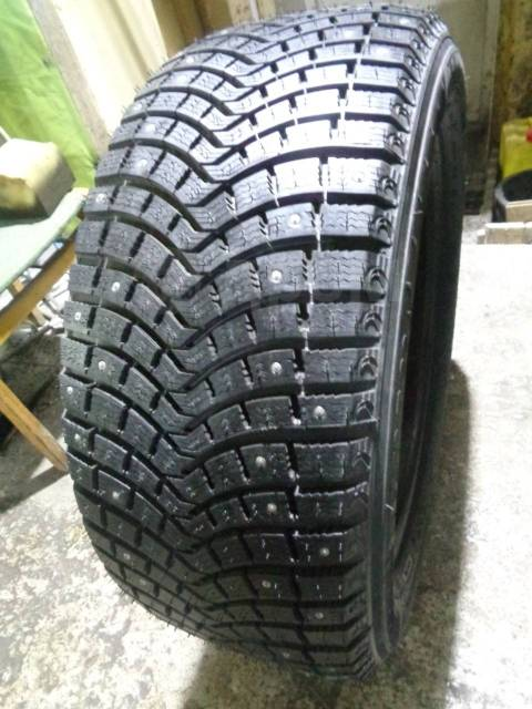 Michelin Latitude X-Ice North 2, 255/50R20