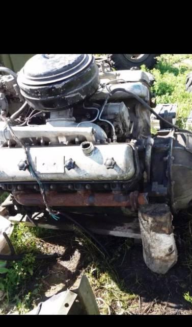 Двигатель в сборе. Урал 4320