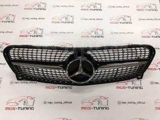 Решетка радиатора. Mercedes-Benz GLA-Class, X156 Двигатели: M270E16, M270E20, M651D22, OM607