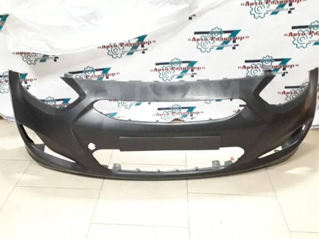 Бампер. Hyundai Accent Hyundai Solaris, RB G4FA, G4FC