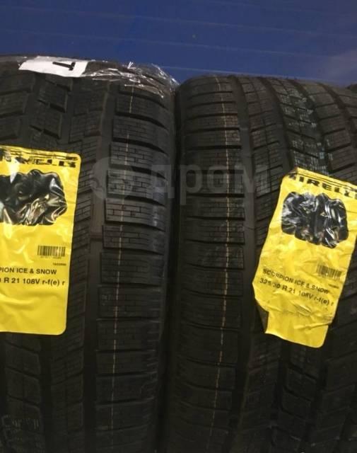 Pirelli, 285/35 R21, 325/30 R21