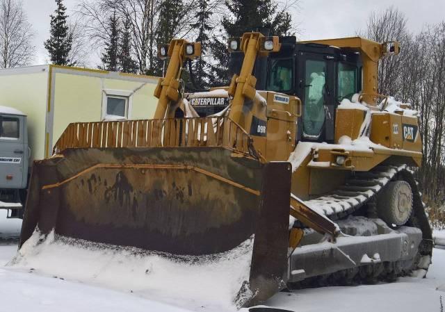 Caterpillar D9R. , 18 000куб. см., 49 806кг.