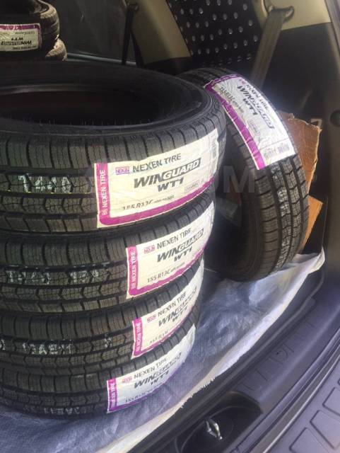 Nexen Winguard Ice, Lt 155 R13C