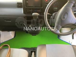 Модельные коврики Наноавто на Daihatsu Hijet (2004-2012). Правый руль.