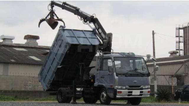 Nissan Diesel Condor. Nissan diesel condor самосвал с грейфером, 7 000куб. см., 5 000кг., 4x2. Под заказ