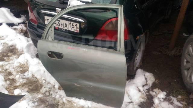 Дверь боковая. Chevrolet Lanos L13, L43, L44, LV8, LX6